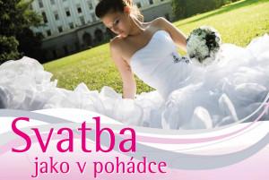 Svatba jako v pohádce